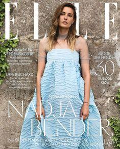 ELLE Denmark September 2020 Feminine Photography, Bohemian Photography, Fashion Photography, 90s Fashion, Fashion News, Fashion Models, Fashion Magazine Cover, Magazine Covers, Photography Exhibition