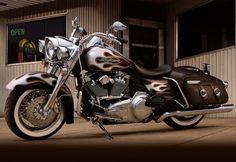 HD Road King custom