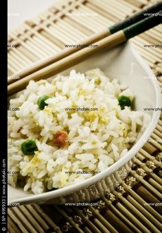 Chinese food, Cantonese rice
