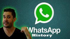 """O whatsapp está com novidades, agora também oferece em seu aplicativo a opção """" História"""".  Veja como ficou. acesse: https://youtu.be/w8t-ITc0B5U"""