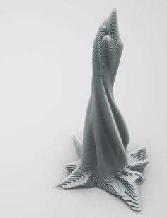 Layer Sculpture Mashhad