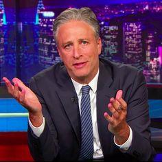 Jon Stewart Leaves His Audience Silent Addressing the Charleston Church Shooting