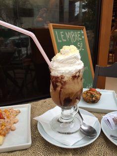 Café Gelado Summer Afogatto