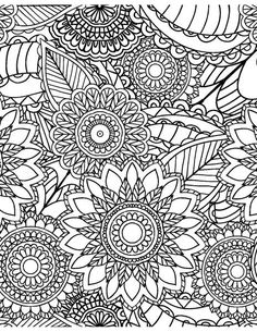 Lose your worries and your stress in these lovely, calming designs. In this special Coloring Book Zone edition, you will find hand-selected geometric and natural images that will help you stay focused and calm. Get out your colored pencils or markers and find a comfortable place to sit and color… Our custom coloring book series feature extra-thick craft paper, ideal for non bleed-through coloring, and a special tear-out blotter sheet for you to put behind the page you are coloring if you…