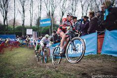 Sophie De Boer, Cyclocross DVV Verzekeringen Trofee #5 - Scheldecross, Antwerp   by Balint Hamvas, cyclephotos.co.uk