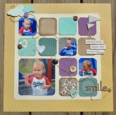 @Market Street Stamps layout with 9 different MSS sets!