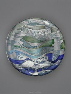 Landscape Dish - Jane Short