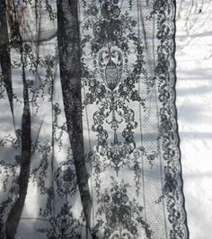 Sicily Lace Curtains: Remodelista