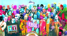 Image result for pussy riot art