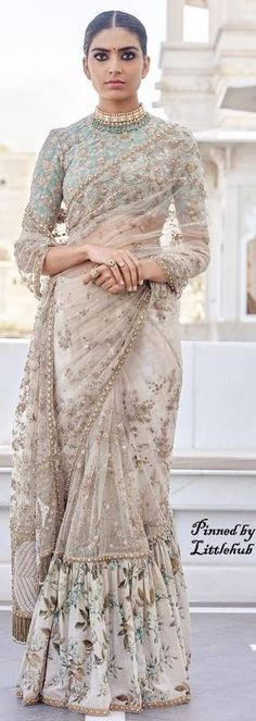 What does that beautiful Sabyasachi Saree Cost? I know I have which is why every time Sabyasachi launches a new collection, I start hunting for Sabyasachi Saree Cost in a frenzy. Sabyasachi Sarees, Indian Sarees, Anarkali, Sabhyasachi Lehenga, Bridal Lehenga, Ghagra Choli, Pakistani Bridal, Silk Sarees, Indian Wedding Outfits