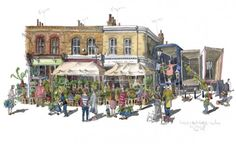 Portfolio of Watercolours by Liam o'Farrell. See plenty examples here