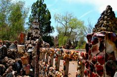 Petersons Rock Garden in the middle of Renovations will open soon. 5/14/13