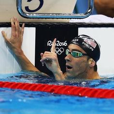 Buzzing: Michael Phelps Is Officially the Greatest Olympian in 2168 Years