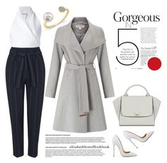 """""""My Wardrobe Adventures!"""" by elizabethhorrell ❤ liked on Polyvore featuring Anne Sisteron, Miss Selfridge, MaxMara and Topshop"""