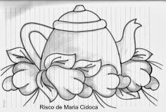 Art'sanália: Riscos da Maria Cidoca 1