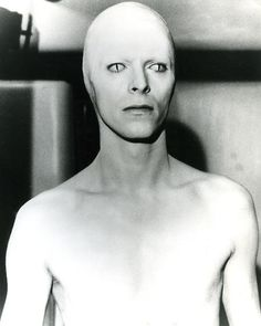 David Bowie - 'The Man Who Fell to Earth', 1976, directed by Nicolas Roeg.