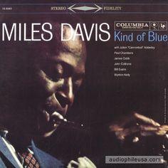 Davis, Miles - Kind Of Blue (Vinyl, LP, Album) at audiophileusa