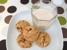 Krispie Chip Cookies from the cookbook Let Them Eat Vegan