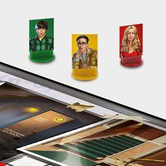 CLUEDO The Big Bang Theory -  Features: Anzahl Spieler: 2 bis 6 | Empfohlenes Alter: 8 | Sprache: Deutsch | Inhalt: Spielplan, 6 Spielfiguren, 2 Würfel, 6 Miniatur Waffen, 6 Verdächtige Karten,  6 Waffen Karten, 9 Orte Karten, 1 Fallakte, Detektivblock, Spielregel.