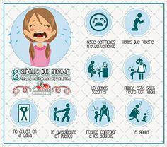 Cuidado con estas señales, tu hijo podría ser un niño problema.