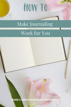 Find out why Journaling can have a positive influence on your health and the benefits that you will see when you start to journal Morning Pages, Leather Bound Journal, Right Brain, Healthy Lifestyle Tips, Negative Emotions, Having A Bad Day, Getting To Know You, How To Stay Motivated, How To Stay Healthy