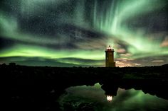 before the storm - Iceland by Gunnar Gestur, via Flickr