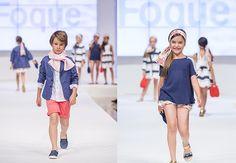 83ª edición de FIMI - Feria Internacional Moda Infantil - moda primavera verano 2017. Foque
