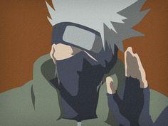 Kakashi - Minimalist by on DeviantArt Kakashi Sharingan, Kakashi Sensei, Naruto Uzumaki, Naruto Dvd, Anime Naruto, Manga Anime, Wallpaper Naruto Shippuden, Naruto Wallpaper, Boruto