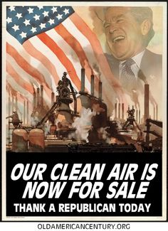GOP Puppets are willing to Frack+Pollute the Environment out of existence to do the bidding of their Masters...the KOCH BROS!!!