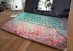 Cherry- laptop keyboard decal macbook decal macbook air sticker macbook pro decal on Etsy, $18.99
