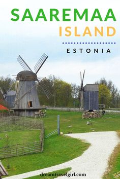 Saaremaa is the largest island of Estonia, and there are forests, tiny villages, farms, lighthouses, ancient windmills and even meteorite craters. Travel in Saaremaa is full of surprises.
