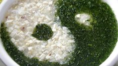 Awu Delicious Food: An artful presentation of Taichi soup. Los Angeles Food, Luxury Restaurant, Palak Paneer, Food For Thought, Delicious Food, Presentation, Soup, Scene, Dishes