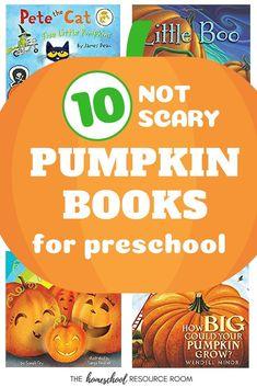 Pumpkin Books for Pr