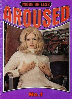 Vintage Men's Magazine - Aroused ~ 17 Funny Pics & Memes