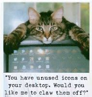 Cats and computers don't mix
