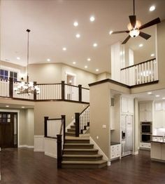 Love the staircase!