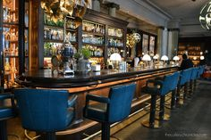 scarfes bar, holborn - review