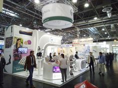 Our Recent Work in Medica Dusseldorf 2017 for Trulife. Exhibition Stand Builders, Eastern Europe, Germany, Italy, France, Design, Deutsch, French, Italia