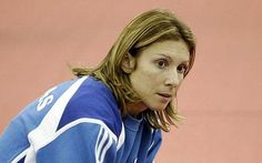 Katerina Thanou 100m