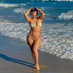 Francis Raisa summer beach bikini style