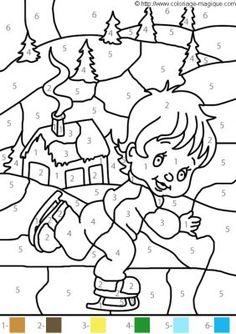 Nom du fichier : coloriage-code-37.gif Poids du fichier : 106Ko Dimensions : 595x842 Ajouté le : Janvier 07, 2007 Fall Coloring Pages, Coloring For Kids, Printable Coloring Pages, Adult Coloring Pages, Coloring Sheets, Christmas Color By Number, Christmas Colors, Winter Christmas, Color By Number Printable