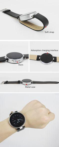 ZGPAX S365 Smart Dual Bluetooth Watch
