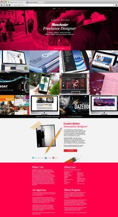 Manchester Design | Freelance Designer
