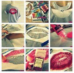 DIY shirt!
