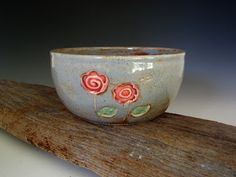 DirtKicker PoTTerY: love roses
