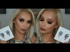 KyShadow Kylie Jenner | Review & Makeup Tutorial | Francesca Fox - YouTube
