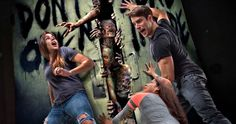 'Walking Dead' Attraction Coming to Universal Studios This Summer -- A new 'Walking Dead' walk-through attraction is coming to Hollywood theme park 'Universal Studios' all year around. -- http://tvweb.com/news/walking-dead-attraction-universal-studios-summer-2016/