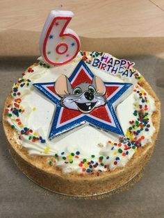 Chuck E Cheese Cake Cakes and celebrations Pinterest Cheese