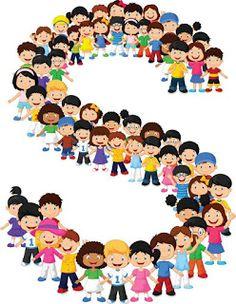 Los niños pequeños forman el alfabeto S Alphabet Letters Design, Alphabet Art, Alphabet And Numbers, Community Picture, Princess Illustration, School Clipart, Alice In Wonderland Party, Lettering Design, Preschool Activities