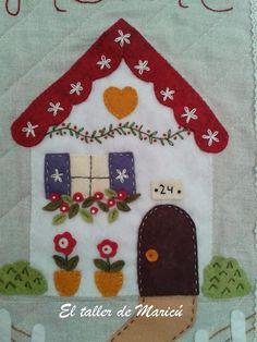 El taller de Maricú: Mini Quilts: